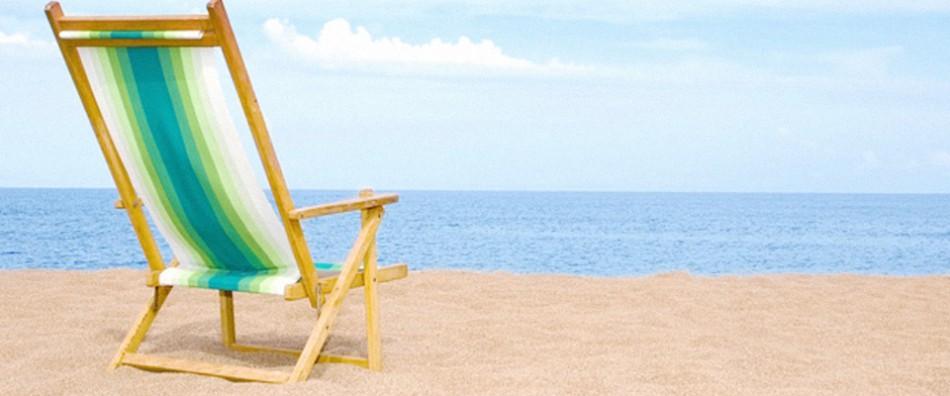 El síndrome de la tumbona, mal de las vacaciones de verano