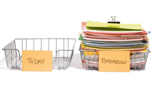 Procrastinación: ¿Qué, cómo y por qué? Por Daniel Peña