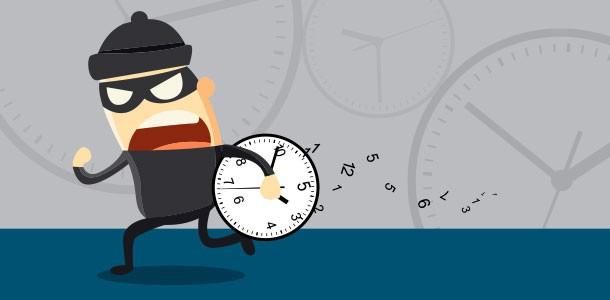 Controla uno de los Ladrones del Tiempo menos controlados: Las Visitas Inoportunas. Por Marcelino Ruiz de Arcaute