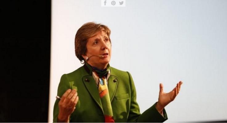 María Jesús Álava, la defensora de la felicidad en las empresas