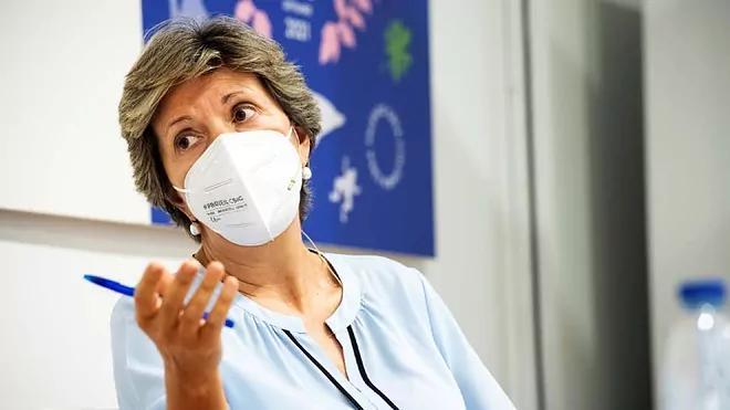 María Jesús Álava Reyes: «En salud mental, lo peor está por venir»